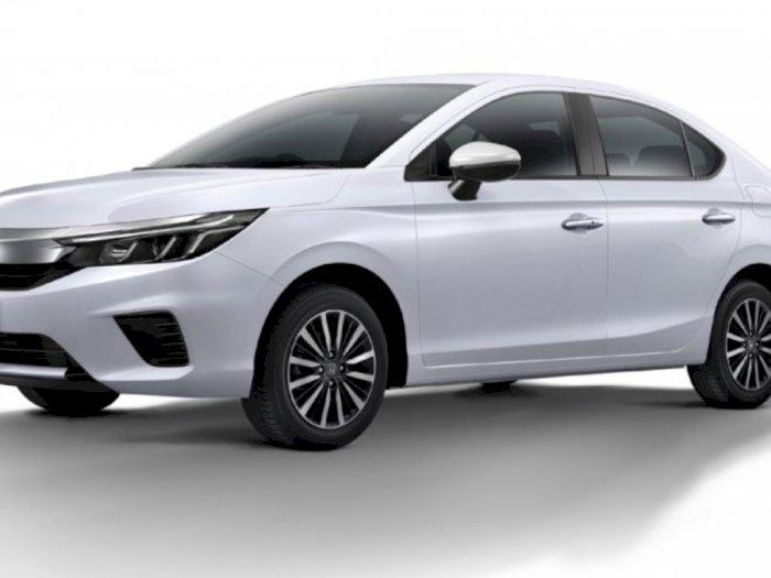 All New Honda City Generasi Ke-5 Meluncur di Thailand