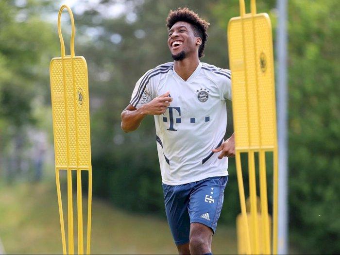 Coman Tak Masalah Jika Sane Gabung ke Bayern Munchen