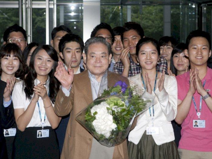 Orang Terkaya Korea Selatan Lee Kun-hee Meninggal Dunia, Siapa Dia?