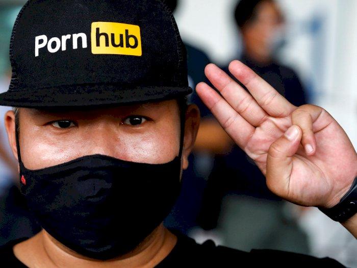 Thailand Blokir Situs Pornhub, Netizen Marah dan Ancam Turun ke Jalan untuk Demo