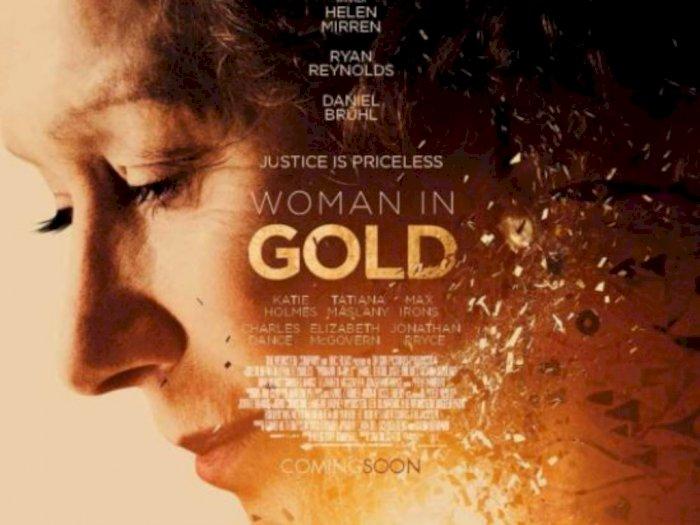 Sinopsis 'Woman in Gold (2015)' -  Merebut Kembali Hak yang Dijarah Nazi