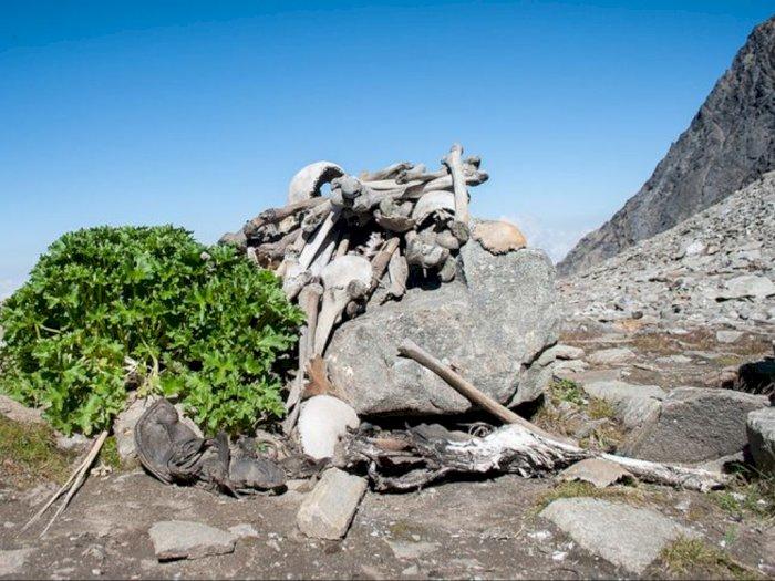 Di Rookpund, Dijumpai Ratusan Tulang Belulang Manusia, Ini Sejarahnya!