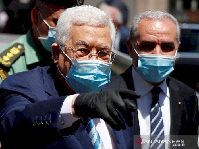 Jelang Pemilu Palestina, Abbas Hadapi Perselisihan Partai Fatah Timbulkan Ancaman Baru