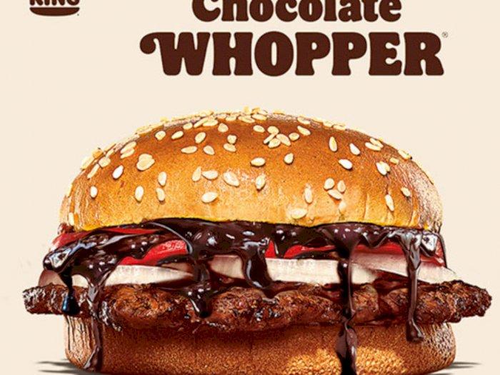 Burger King Luncurkan Menu Baru, Hadir Terbatas Hingga 15 April!