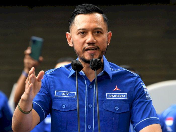 AHY: KLB Moeldoko Seharusnya Meminta Maaf ke Presiden Jokowi karena Bikin Gaduh