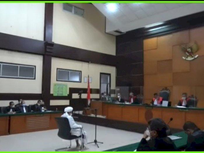 1.388 Personel Gabungan Dikerahkan Amankan Jalannya Sidang Habib Rizieq
