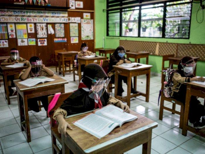 Pembelajaran Tatap Muka Bakal Dimulai, Legislator Imbau Patuhi Aturan di SKB 4 Menteri