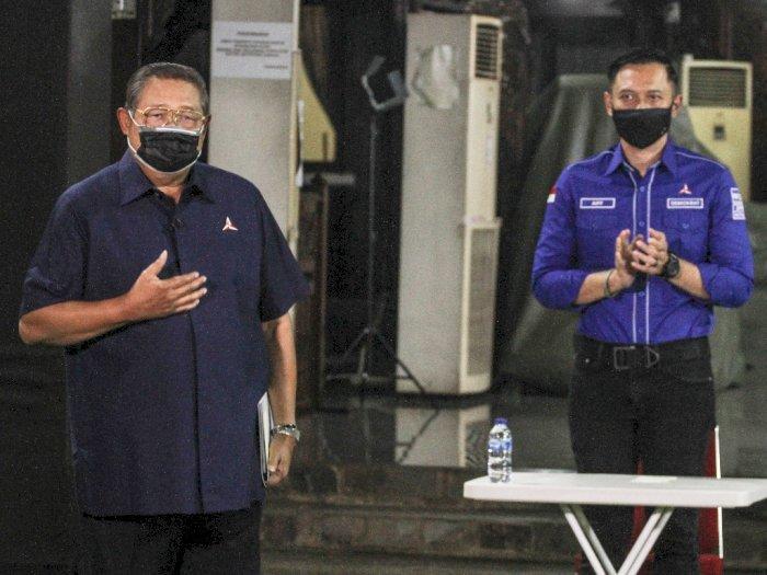 SBY Jadi Orang Pertama Daftarkan Merk Parpol atas Nama Pribadi, akan Diterima Kemenkumham?