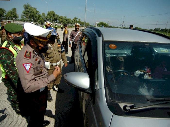 Dishub Sulsel Perketat Pengawasan Kendaraan Pemudik, Masih Nekat Mudik?