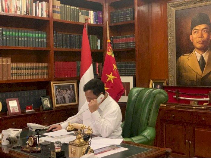 Banyak Negara yang Tawarkan Bantuan untuk Temukan Nanggala 402, Prabowo: Terimakasih