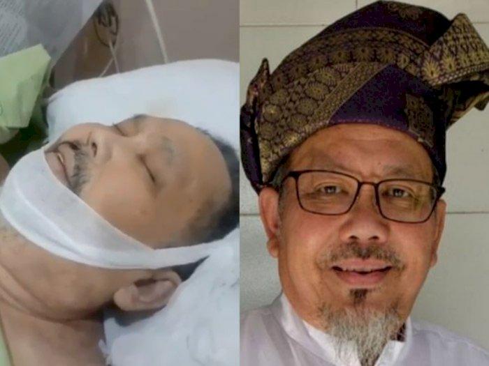 Penampakan Terakhir Ustadz Zulkarnain Wafat, Keluarga: Bang Naen Tertawa Ketemu Papi Mami