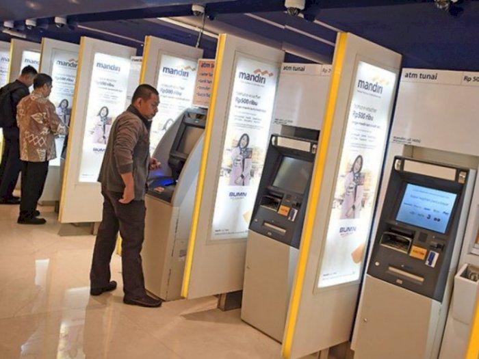 Heboh Nasabah Kehilangan Uang Rp128 Juta, Bank Mandiri Tolak Ganti Rugi, Ini Kronologinya