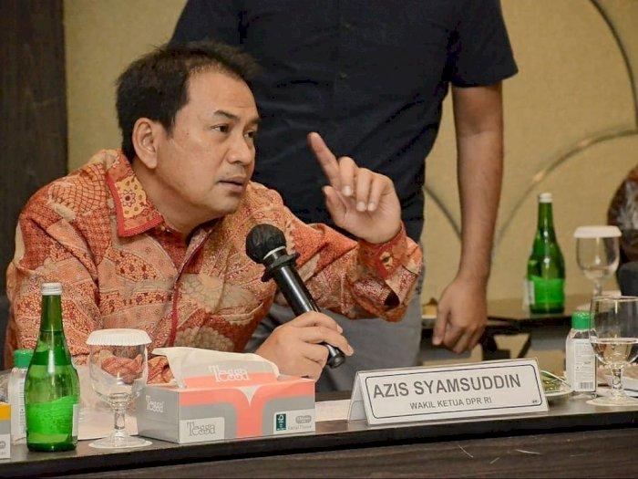 Golkar Imbau Azis Syamsuddin Kooperatif Jalani Proses Hukum