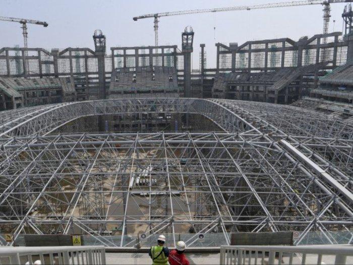 Keren, Jakarta International Stadium Bakal Dilengkapi Jalur Khusus Sepeda