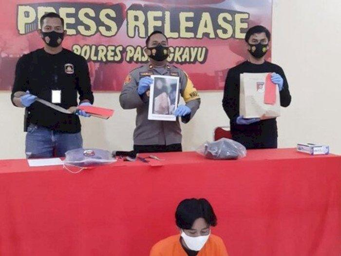 Kesal dan Cemburu Sering Chat Pacarnya, Pemuda Ini Tega Bunuh Pria di Sulbar