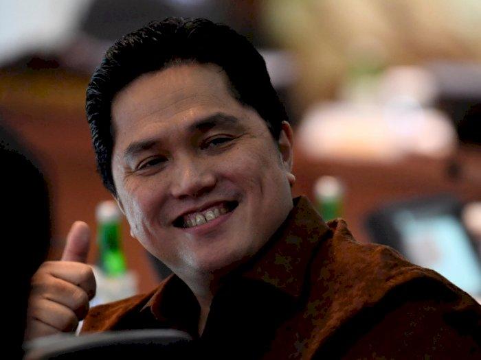 Banyak yang Merugi, Menteri Erick Thohir Tuntut Perubahan di Perusahaan Milik BUMN