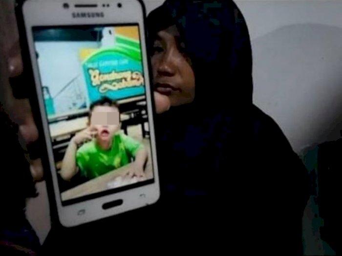 Tragis, Bocah di Makassar Tewas Tertabrak Mobil saat Asyik Makan Es Krim di Pinggir Jalan