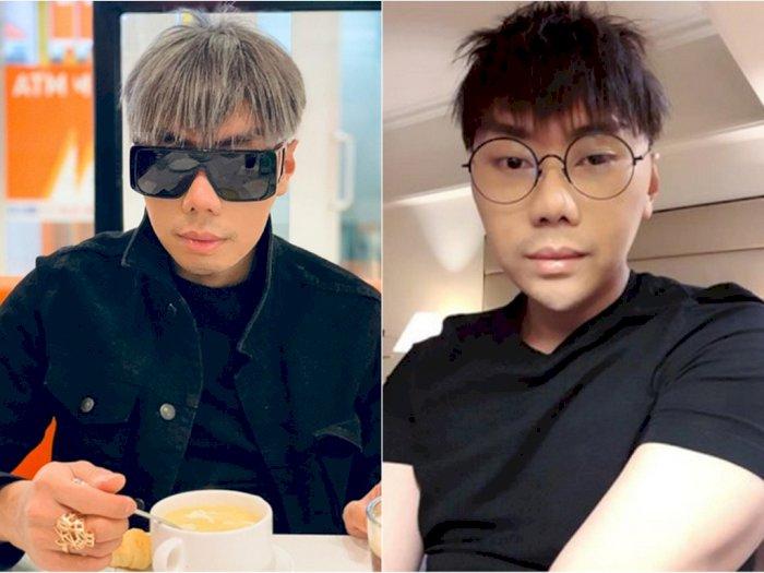 Roy Kiyoshi Ngaku Nyesal Filler Dagu, Malu Diejek Netizen Wajah Mirip Beauty Blender