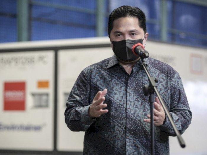 Innalillahi, Erick Thohir Berduka Atas Meninggalnya Ketua Uji Klinis Vaksin Sinovac