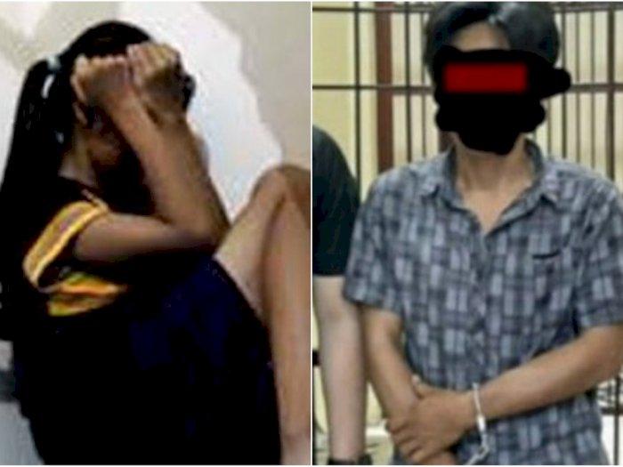 Bejat! Ayah Kandung Perkosa Anak Perempuannya yang Masih SMP di Medan, Ajak Tetangganya