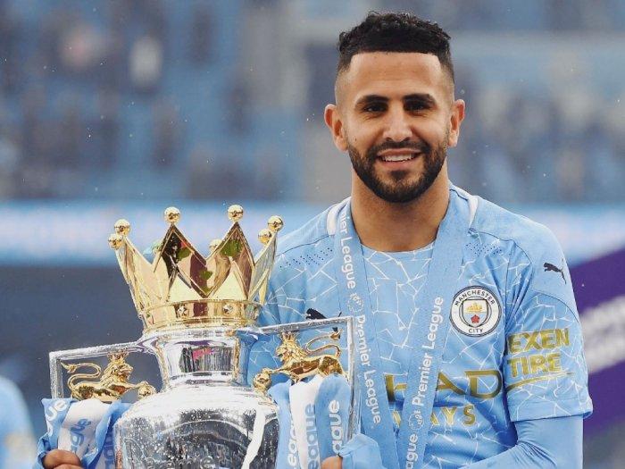 Bantah Rumor Pindah ke Arsenal, Riyad Mahrez: Saya Masih Punya Misi di Man City