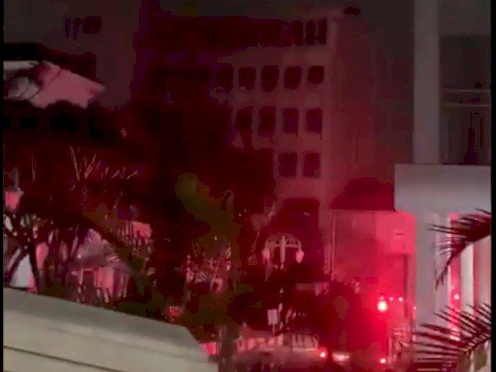 Sejumlah Pekerja di Kantor BPOM yang Terbakar Diperiksa