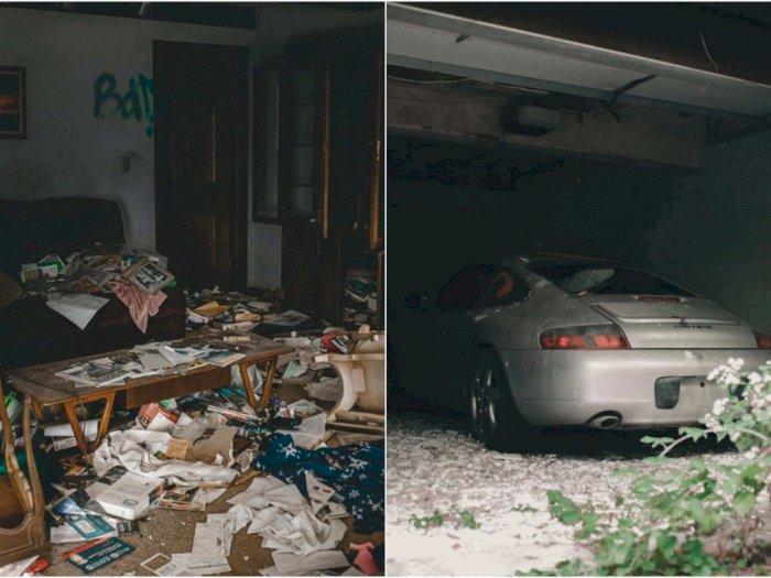 Pemilik Rumah Mewah Ini Menghilang Secara Misterius, Mobil Ditinggalkan Begitu Saja
