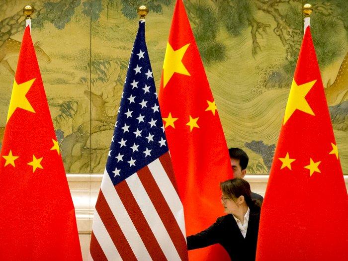 China Menjatuhkan Sanksi Kepada Pejabat Amerika Serikat