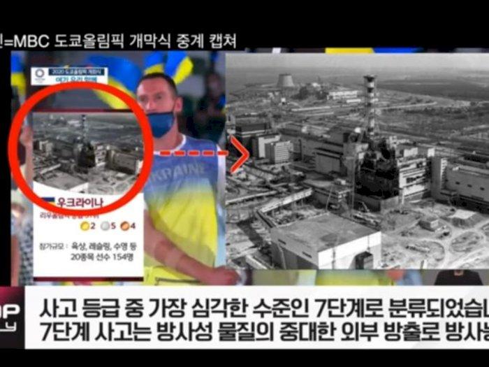 TV Korsel Akhirnya Minta Maaf Setelah Disebut 'Mengolok- olok' Peserta Olimpiade Tokyo