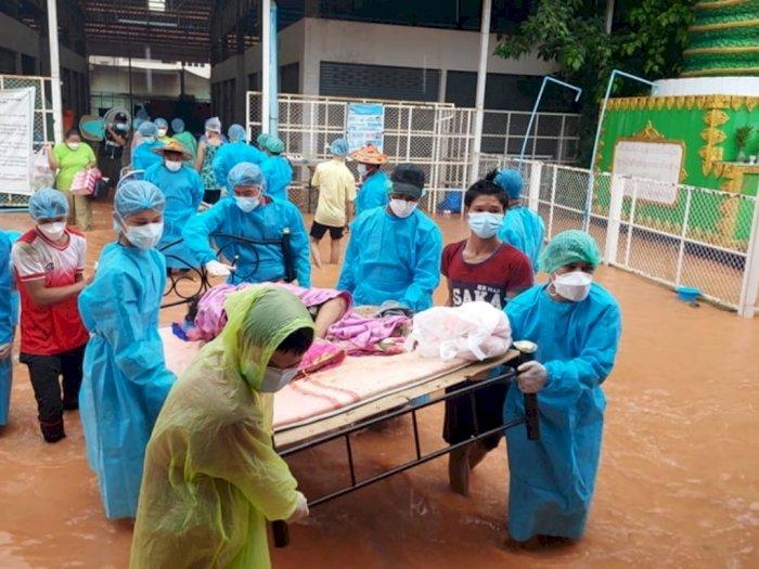 PBB Prediksi Bahwa Setengah Penduduk Myanmar Bisa Terinfeksi COVID-19