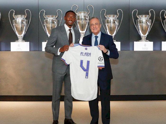 Nilai Kontrak David Alaba di Real Madrid Bocor, Jumlahnya Fantastis!