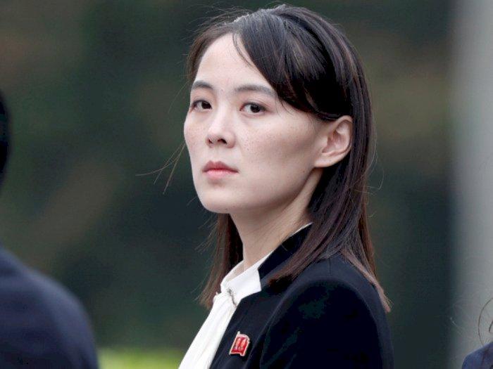 Adiknya Kim Jong Un Peringatkan Korsel Soal Latihan Militer dengan Amerika