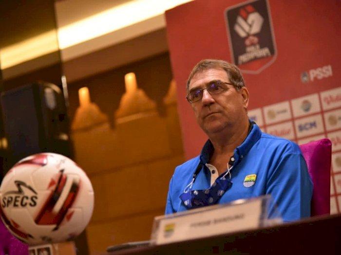 Robert Alberts Berharap Pemainnya Bisa Berkumpul Lagi Sebelum Liga 1 Dimulai