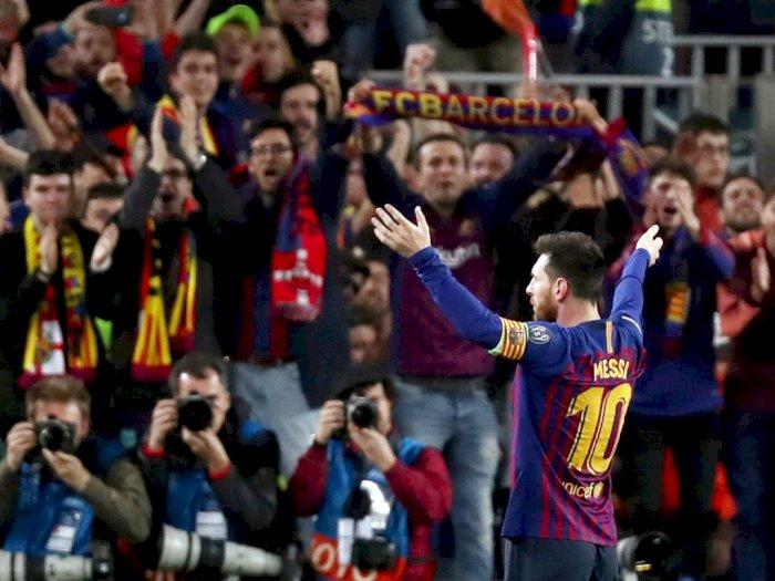 Menebak Klub Baru Lionel Messi Usai Pisah dengan Barcelona, Manchester City atau PSG?