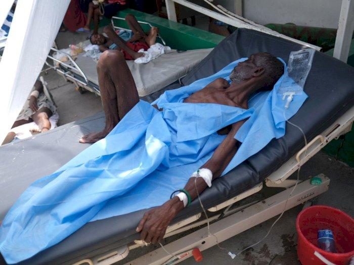 Korban Gempa Haiti Bertambah Menjadi 1.419, Lebih dari 6.000 Orang Terluka