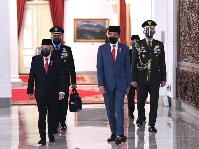 Presiden Jokowi Berharap Guru Hingga Pelajar Bersabar untuk Belajar Tatap Muka