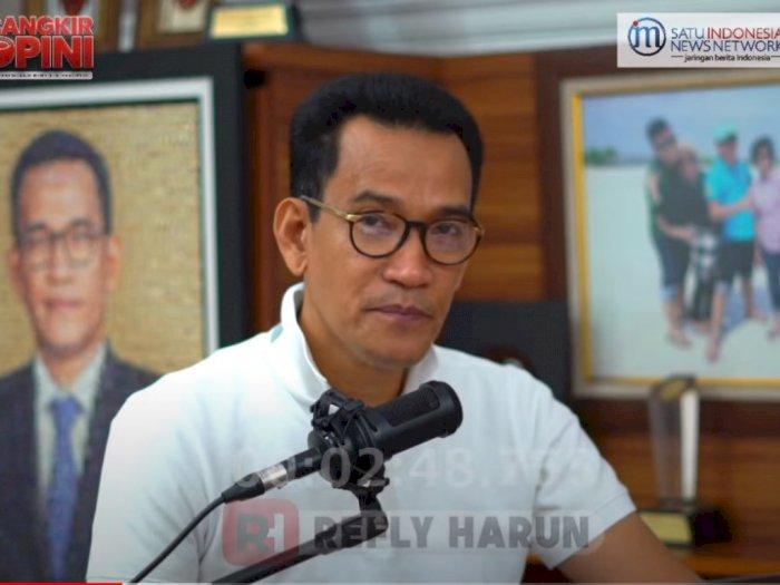 Refly Harun Bandingkan Vonis Hukuman HRS dengan Jaksa Pinangki: Rasanya Tidak Masuk Akal