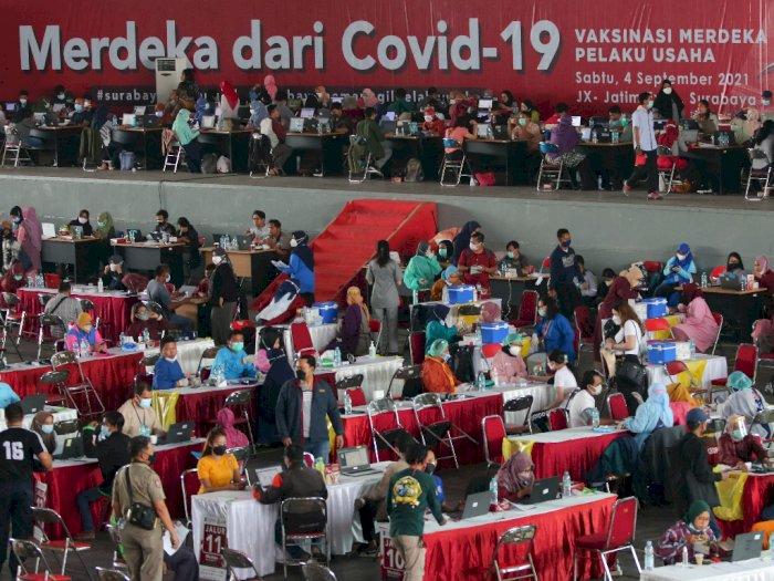 Update Corona RI 4 September: Positif Tambah 6.727, Sembuh 13.806 Orang
