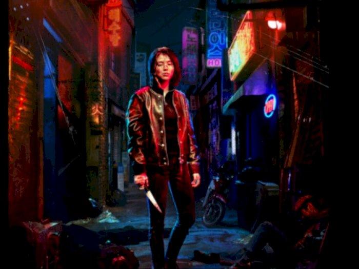 """Han So-hee Tampil Ganas, Siap Balas Dendam dalam Serial """"My Name"""""""