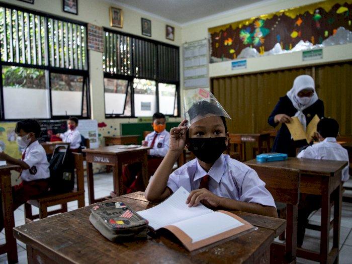 Wagub Riza Sebut PTM di DKI Jakarta Berjalan Baik Meski Terdapat Pelanggaran Prokes