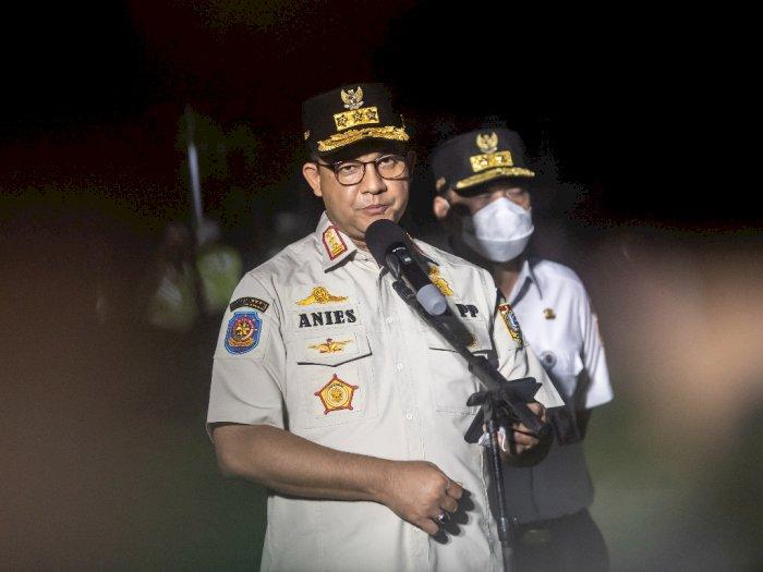 Anies Tegaskan Holywings Kemang Tak Boleh Beroperasi Sampai Pandemi Selesai