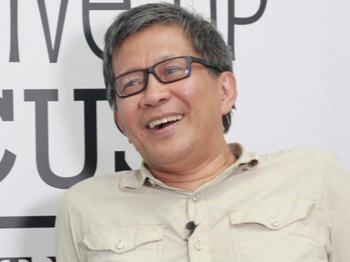 Tak Terima Digusur Sentul City, Rocky Gerung: Biar Fair, Gusur Rumah Prabowo Juga Dong!