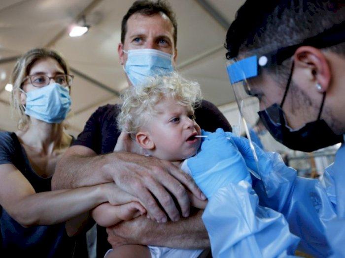 Survei Israel: 1 dari 10 Anak Diklaim Bergejala Meski Sembuh dari COVID-19!