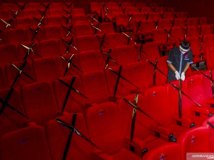 Bioskop Kembali Dibuka Pemerintah, Ini 4 Syaratnya Jika  Ingin Menonton