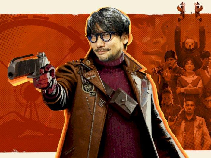 Hideo Kojima Tertarik Main Deathloop, Tapi Akui Bisa Mabuk Kalau Main Game FPS!