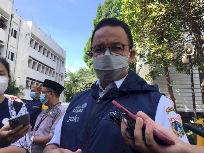 Dinyatakan Melawan Hukum Soal Gugatan Polusi Udara, Anies: DKI Tak akan Banding