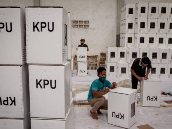 KPU Diminta Efisienkan Anggaran Pemilu 2024