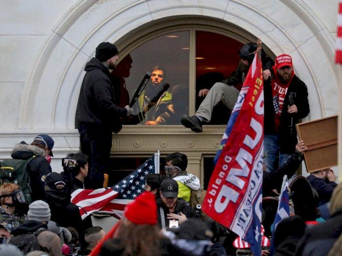 Sekutu Donald Trump Dipanggil DPR AS Mengenai Kerusuhan di Gedung Capitol