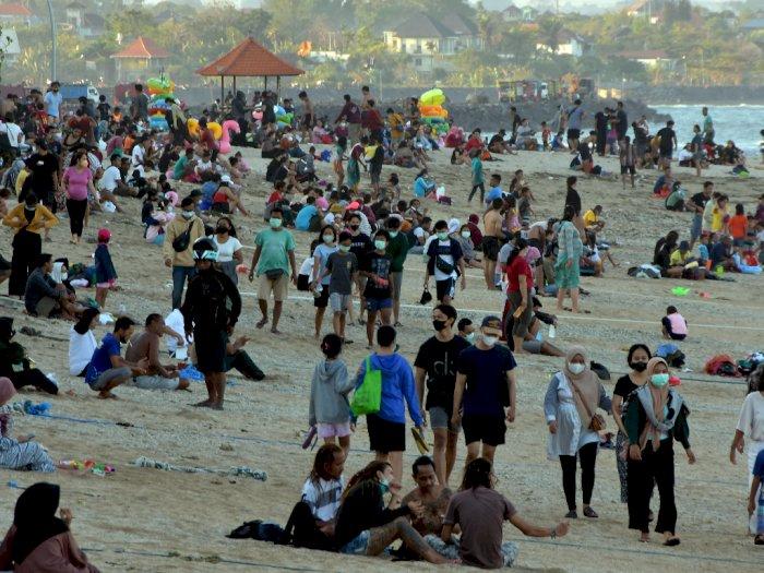 Sandiaga Uno Sebut Jika Bali Siap untuk Uji Coba Pembukaan Pariwisata