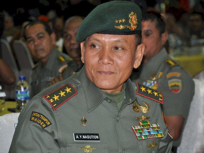 Alasan Agama, Jenderal AY Nasution Minta Patung Soeharto Dkk Dibongkar, Merasa Berdosa